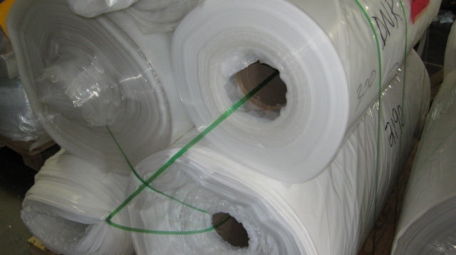 HDPE Clear Film Rolls