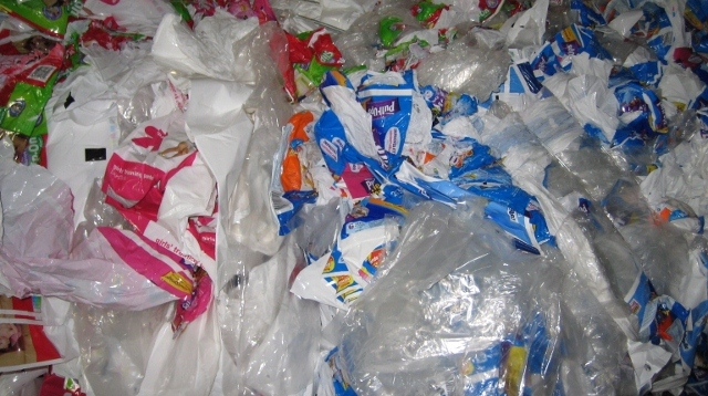 HDPE/LDPE Film/Bag Scrap