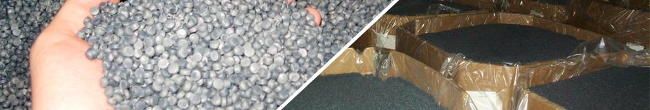Cedar Poly HDPE repro-pellets
